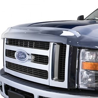 Image may not reflect your exact vehicle! AVS® - Bugflector II™ Hood Shield