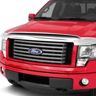 AVS® - Chrome Hood Shield