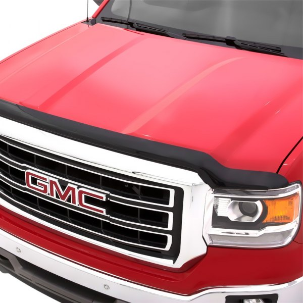 Image may not reflect your exact vehicle! AVS® - Hoodflector™ Smoke Hood Shield