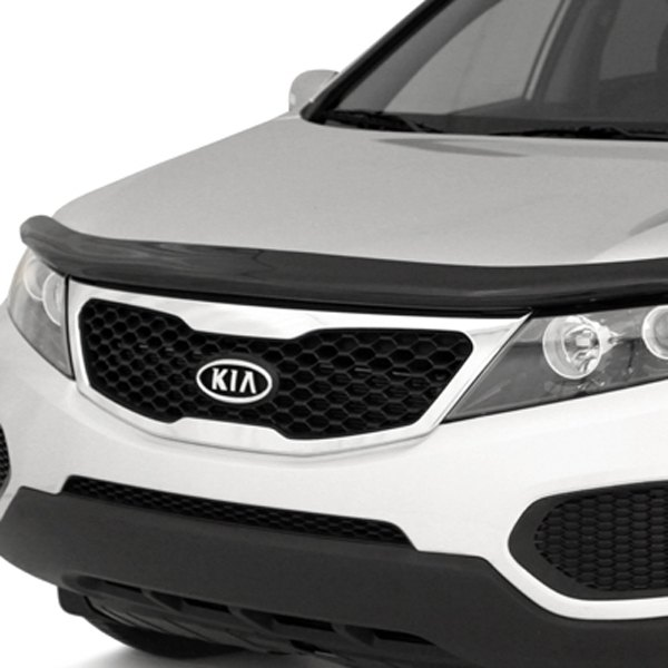 2011 Kia Sorento Accessories: Kia Sorento 2011 Smoke Bugflector II™ Hood Shield