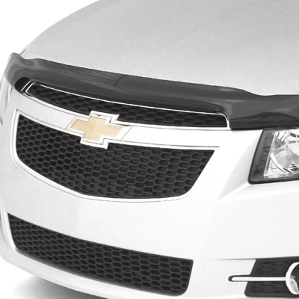 Image may not reflect your exact vehicle! AVS® - Carflector™ Hood Shield