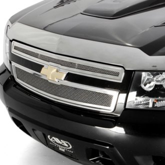 AVS® - Large Aeroskin™ Chrome Hood Shield
