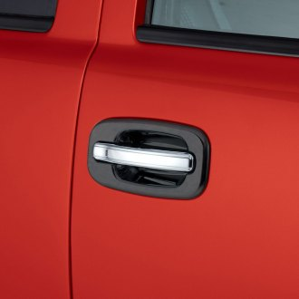 AVS® - Chrome Door Handle Lever Covers