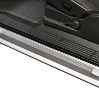 AVS® - Stepshields™ Black Door Sills