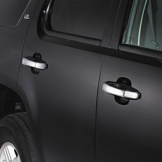 AVS® - Chrome Door Lever Covers