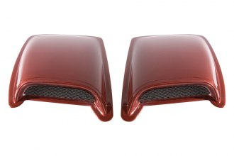 AVS® - Black Hood Scoop