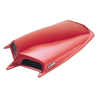 AVS® - Small Black Hood Scoop (Unpainted)
