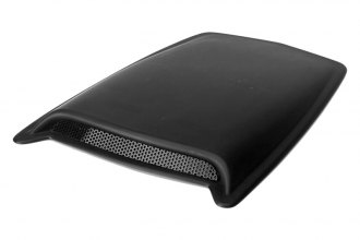 AVS® - Large Black Single Hood Scoop