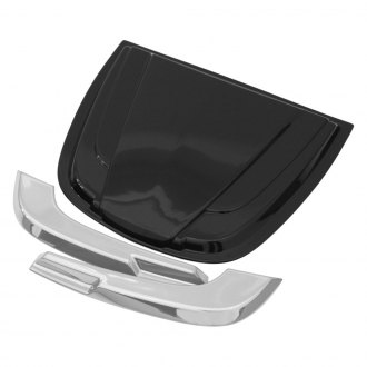 AVS® - Large Wing Smoke Hood Scoop (Unpainted)