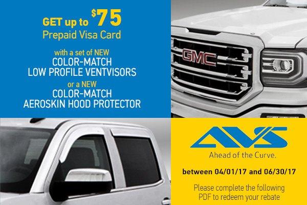 Avs discount coupon