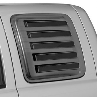 AVS® - Aeroshade™ Smoke Rear Side Window Covers