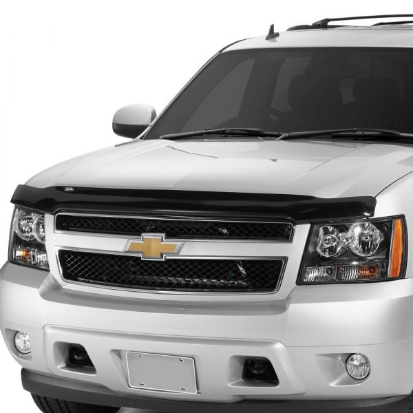 Image may not reflect your exact vehicle! AVS® - Bugflector™ Smoke Hood Shield