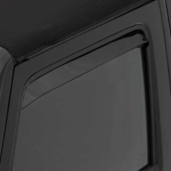 AVS® - Ventshade™ Black Window Deflectors