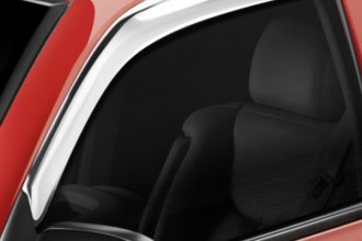 AVS® - Standard Ventvisor™ Chrome Window Deflectors