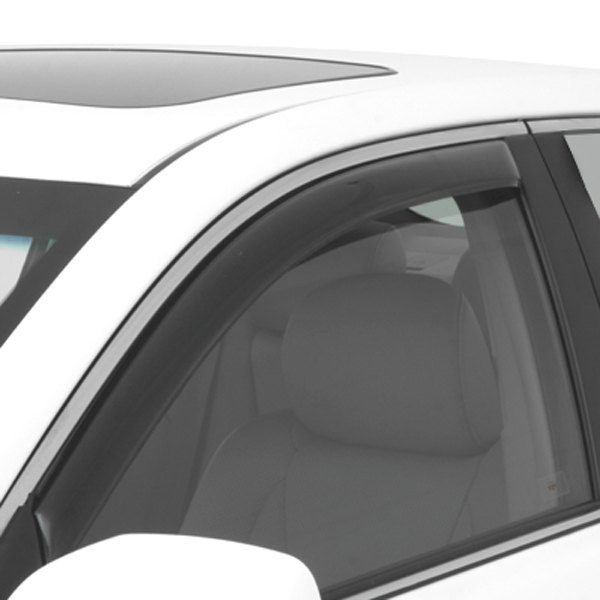 AVS® 192311 - In-Channel Ventvisor™ Smoke Front Window Deflectors 5b15c8f497b