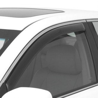 AVS® - In-Channel Ventvisor™ Smoke Front Window Deflectors