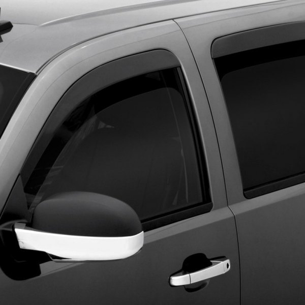 Image may not reflect your exact vehicle! AVS® - Low Profile Ventvisor™ Smoke Window Deflectors