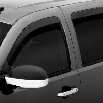 AVS® - Tape-On Low Profile Ventvisor™ Smoke Front and Rear Window Deflectors
