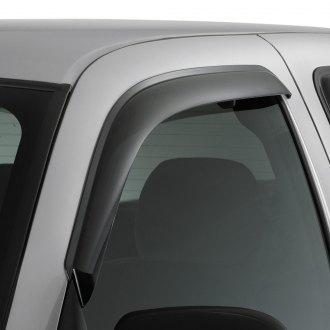 82278 WeatherTech Custom Fit Front /& Rear Side Window Deflectors for Buick Raini