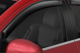 Image may not reflect your exact vehicle! AVS® - Standard Ventvisor™ Smoke Window Deflectors