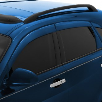 AVS® - Factory Color Match Tape-On Low Profile Ventvisor™ Window Deflectors
