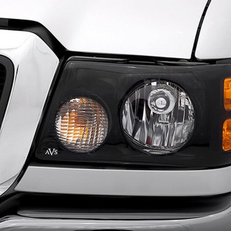 AVS® - Projectorz™ Smoked Headlight Covers