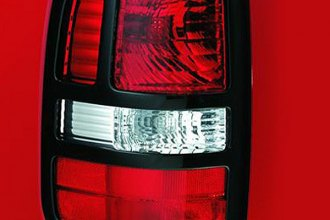 AVS® - Smoked Slots™ Tail Light Covers