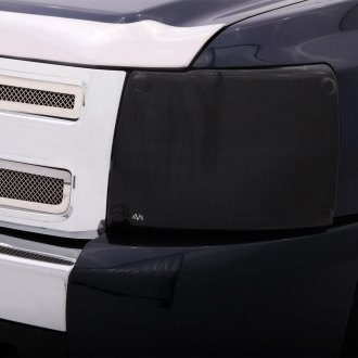 AVS® - Black Headlight Covers