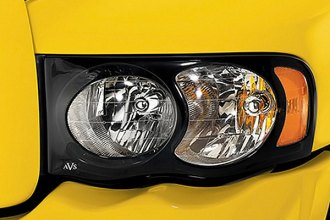 AVS® - Smoked Projectorz™ Headlight Covers