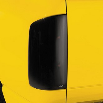Image may not reflect your exact vehicle! AVS® - Tail Shades™ Tail Light Covers