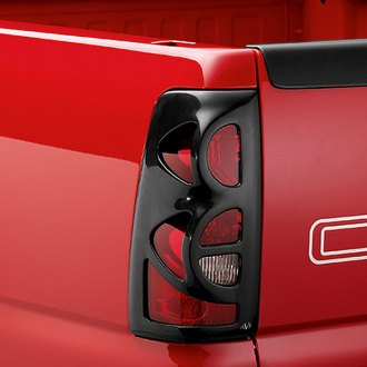 AVS® - Tail Shades II™ Smoked Tail Light Covers