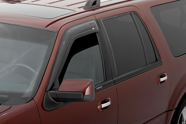 Image may not reflect your exact vehicle! AVS® - Aerovisor™ Off Road Window Deflectors