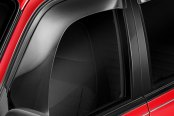 Image may not reflect your exact vehicle! AVS® - Aerovisor™ Window Deflectors