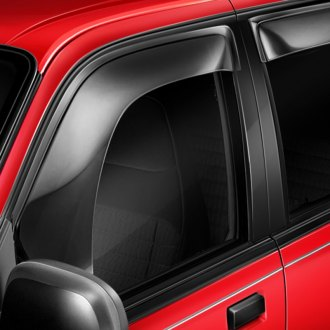 AVS® - Tape-On Aerovisor™ Smoke Front Window Deflectors
