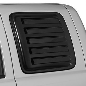 Image may not reflect your exact vehicle! AVS® - Aeroshade™ Window Covers