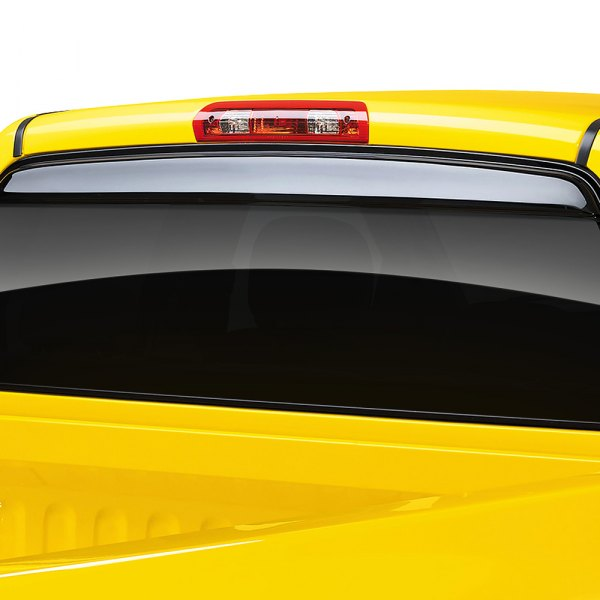 Image may not reflect your exact vehicle! AVS® - Tape-On Sunflector™ Smoke Window Sun Deflector