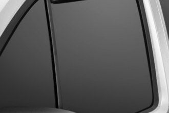 AVS® - Black Ventshade™ Window Deflectors