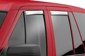 Image may not reflect your exact vehicle! AVS® - Ventshade™ Window Deflectors