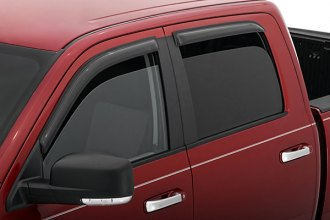 Image may not reflect your exact vehicle! AVS� - Front and Rear Standard Ventvisor� Window Deflectors