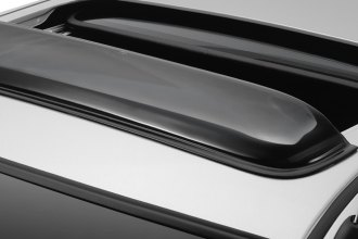 AVS® 77004 - Smoke Windflector™ Classic Sunroof Wind Deflector