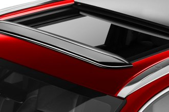 AVS® 78062 - Smoke Windflector™ Pop-Out Sunroof Wind Deflector