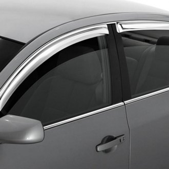 AVS® - Tape-On Standard Ventvisor™ Front and Rear Window Deflectors