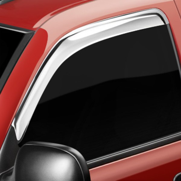 AVS® - Front Chrome Ventvisor™ Window Deflectors