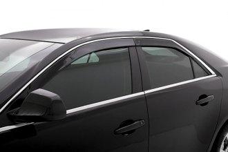 Cadillac Cts Wind Deflectors Rain Guards Window Visors