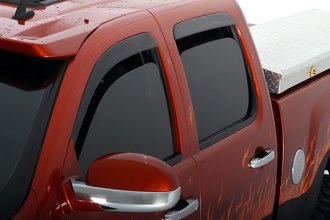 Image may not reflect your exact vehicle! AVS® - Low Profile Ventvisor™ Window Deflectors