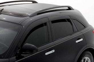 Infiniti Fx35 Wind Deflectors Rain Guards Window Visors