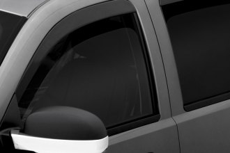 AVS® - Matte Black Low Profile Ventvisor™ Window Deflectors