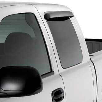 AVS® - Tape-On Standard Ventvisor™ Smoke Rear Window Deflectors
