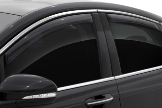 Image may not reflect your exact vehicle! AVS® - In-Channel Ventvisor™ Smoke Window Deflectors