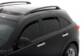 AVS® - Tape-On Low Profile Ventvisor™ Smoke Window Deflectors